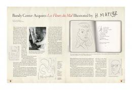 Bandy Center Acquires Les Fleurs du Mal Illustrated by - Vanderbilt ...