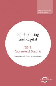Bank lending and capital - Dnb