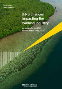 Banking and capital markets: IFRS changes impacting the banking ...