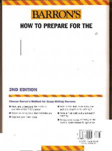 Barrons-How to Prepare for TOEFL Essay.pdf