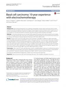 Basal cell carcinoma - Christie Repository