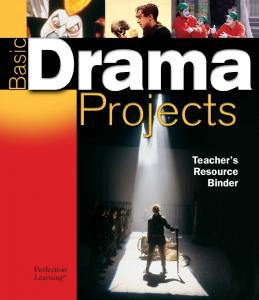 Basic Drama TR Binder - Perfection Learning