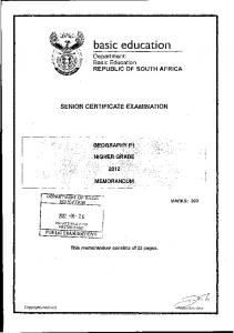 basic education - Gauteng Education