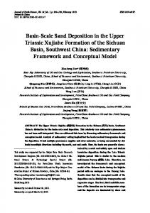 Basin-Scale Sand Deposition in the Upper Triassic ... - Springer Link