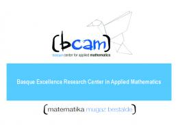 Basque Excellence Research Center in Applied Mathematics