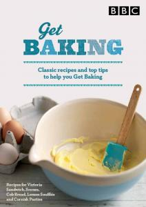 BBC Get Baking Booklet