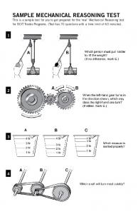 bcit : : trades learning centre : : sample mechanical reasoning test