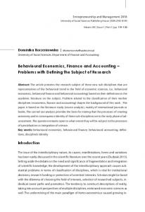 Finance Accounting - MAFIADOC COM