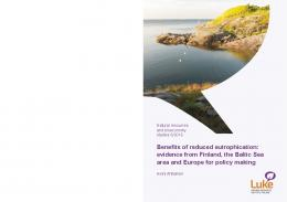 Benefits of reduced eutrophication: evidence from Finland, the Baltic ...
