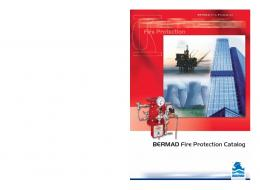 BERMAD Fire Protection Catalog