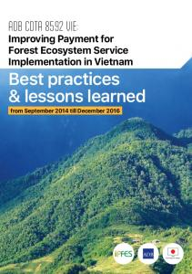 Best practices & lessons learned - GMS EOC