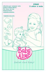 Better Now Baby™ Better Now Baby - Hasbro