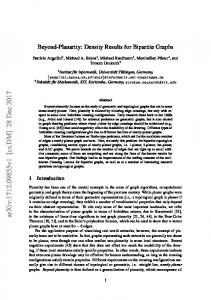 Beyond-Planarity: Density Results for Bipartite Graphs
