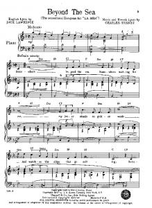 Beyond The Sea.pdf - New Piano Sheet Music