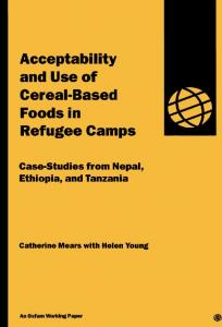 Bhutanese refugees in Jhapa and Morang Districts