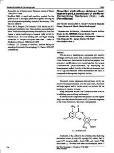 Bioactive derivatives obtained from lecanoric acid