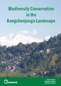 Biodiversity Conservation in the Kangchenjunga ...