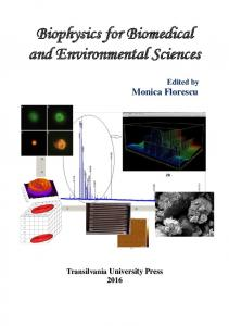 Biophysics for Biomedical and Environmental Sciences