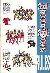 Blood Bowl 2nd Edition Rulebook