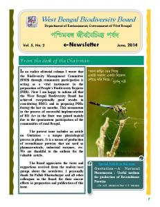 BMC - West Bengal Biodiversity Board