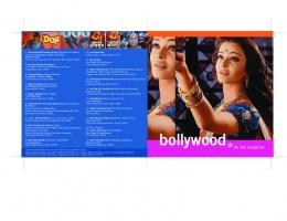 bollywood - rick elizaga design