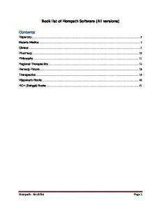 All Book List 7_6_2013 xlsx - The American College of Greece