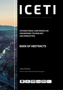 book of abstracts - iceti 2017