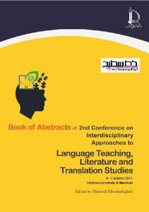 Book of Abstracts of