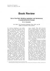 Book Review - SSRN papers