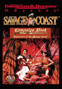 Book Two: Characters of the Savage Coast