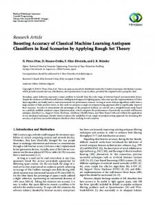 Boosting Accuracy of Classical Machine Learning Antispam ...