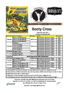 Booty Cross Flyer.xlsx - wicycling.org | Wisconsin Cycling Association