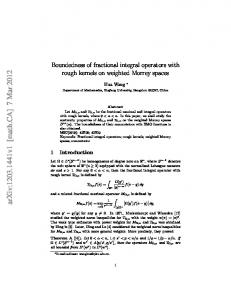 Boundedness of fractional integral operators with rough kernels on
