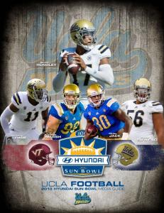 Bowl Guide - UCLA Athletics