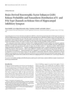 Brain-Derived Neurotrophic Factor Enhances ... - Semantic Scholar