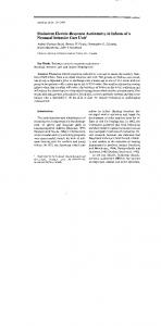 Brainstem Electric-Response Audiometry in Infants of a Neonatal ...