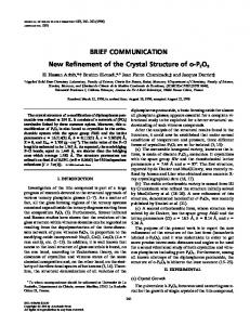 brief communication - Science Direct