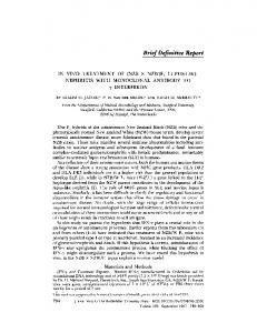 Brief Definitive Report - BioMedSearch