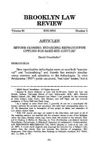 brooklyn law review - SSRN papers