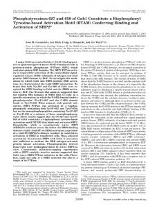 BTAM - The Journal of Biological Chemistry