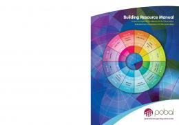 Building Resource Manual Project Management Guidelines ... - Pobal