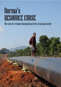 Burma's Resource Curse - Burma Campaign UK