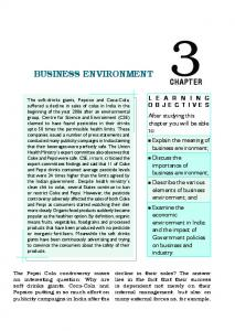 BUSINESS ENVIRONMENT CHAPTER - NCERT BOOKS and CBSE ...
