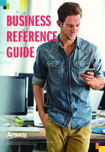 Business Reference Guide