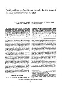 by Deoxycorticosterone in the Rat - NCBI
