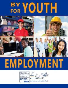 By Youth, For Youth: Employment