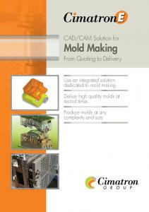 CAD/CAM Solution for Mold Making