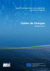 Cahier de charges - Programme Med