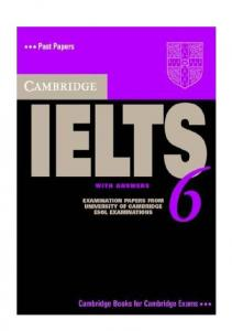 Cambridge IELTS 6 PDF