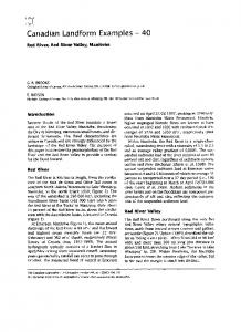 Canadian Landform Examples - Wiley Online Library